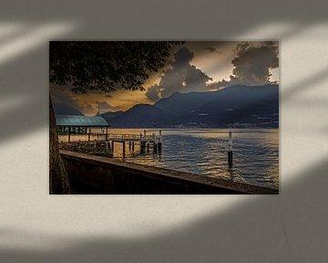 Bellano Sunset van juvani photo