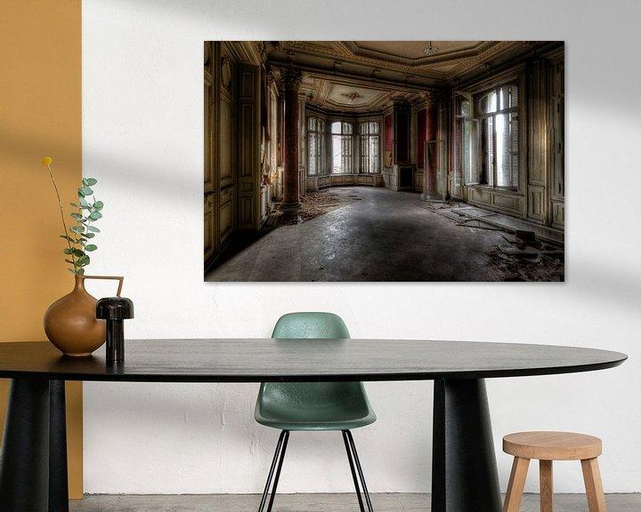 Sfeerimpressie: Decadente Eetkamer van Perry Wiertz