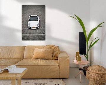Porsche Boxster Spyder van Gert Tijink