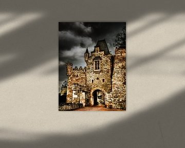 Schloss Dhaun von Harrie Muis