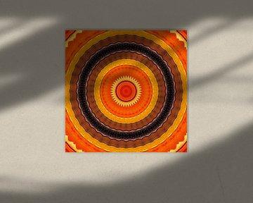 Orange Feeling von Dagmar Marina