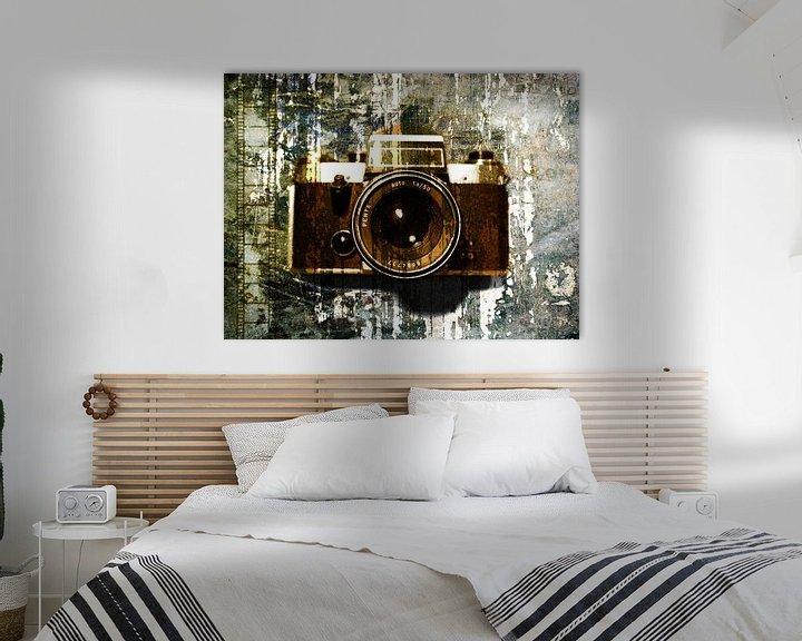 Sfeerimpressie: Camera van Erik-Jan ten Brinke