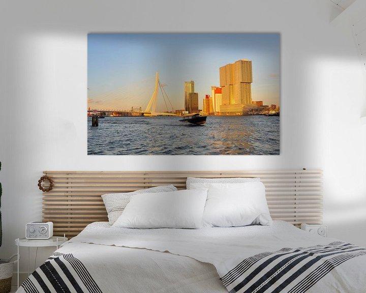 Sfeerimpressie: Rotterdam van Rogier Vermeulen