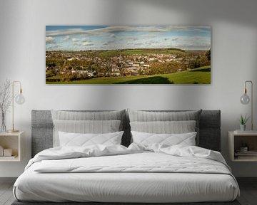 Panorama van  Gulpen van John Kreukniet