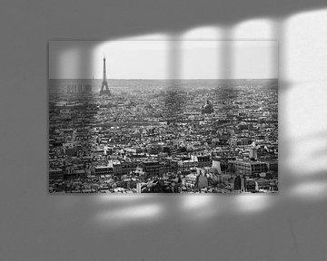 Paris from above 2 von Remko Bochem
