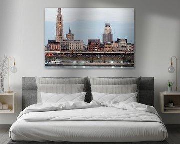 Ponton Antwerpen van Ricky  Oudermans