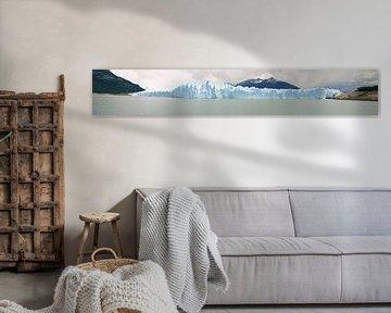 Sideview of Perito Moreno van Roelof de Vries