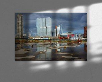 Wilhelminapier, Rotterdam sur Michel van Kooten