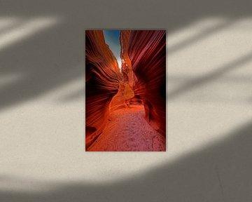 Antilope Canyon USA van Wouter Sikkema
