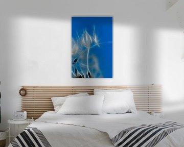 Paardebloem van Violetta Honkisz