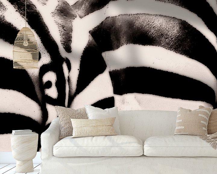 Beispiel fototapete: black and white von Anouschka Hendriks
