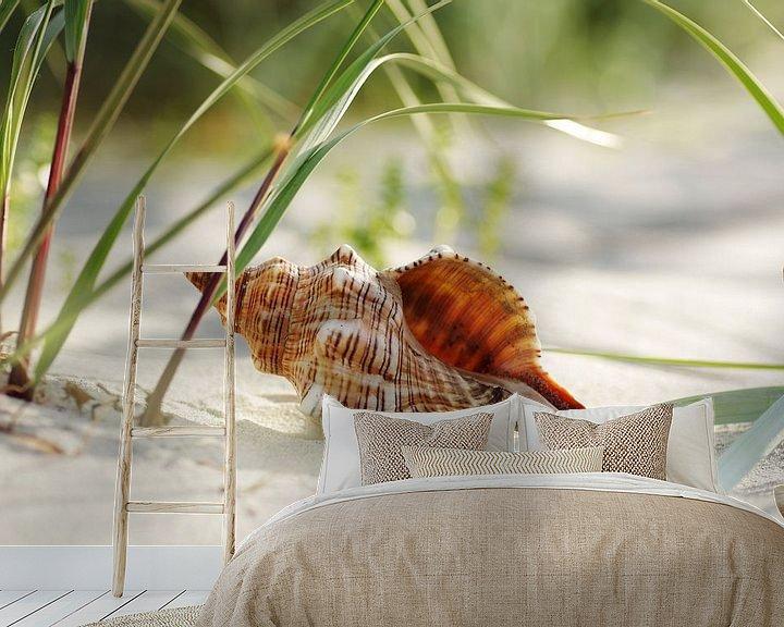 Impression: Muschel Träume am Strand sur Tanja Riedel