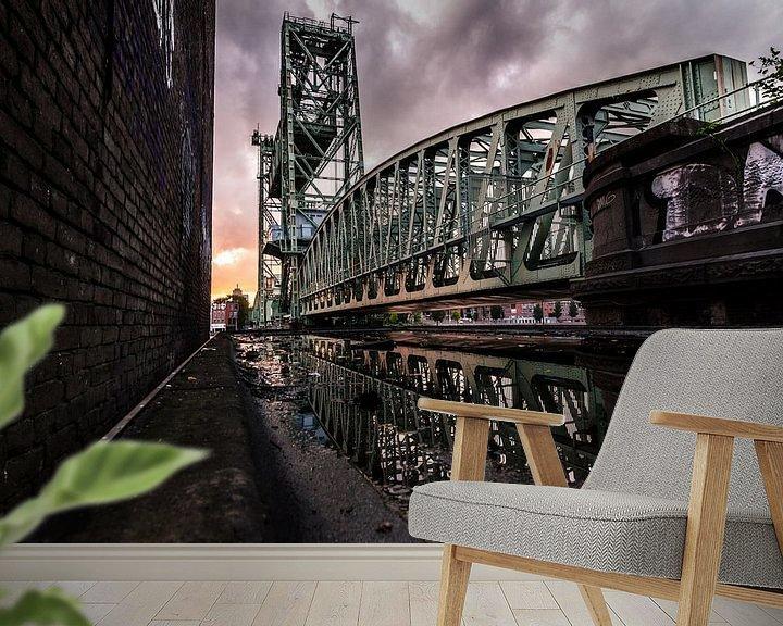 Beispiel fototapete: Schöne Rotterdam -  von Prachtig Rotterdam