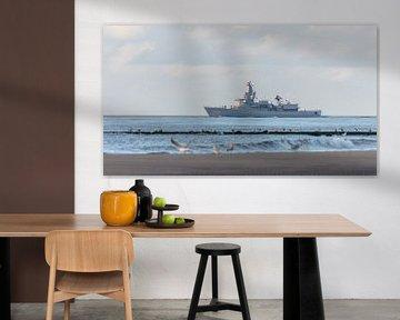 Fregat kiest het ruime Sop - part 2 sur Alex Hiemstra