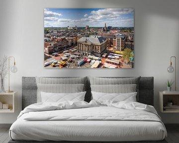 Uitzicht op Groningen sur Frenk Volt