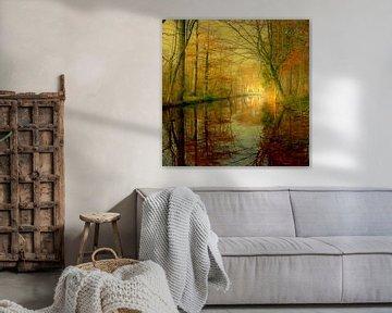 Waldsee van Vera Laake