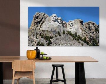 Mount Rushmore South Dakota van Dimitri Verkuijl
