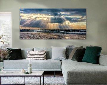 Rays of Light van Alex Hiemstra