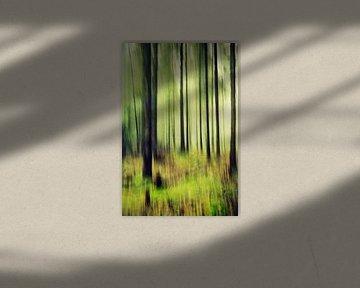 Moving Trees van Frank Tauran