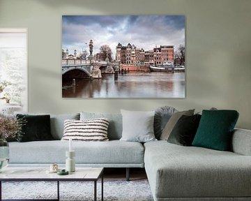 View in Amsterdam van Lorena Cirstea