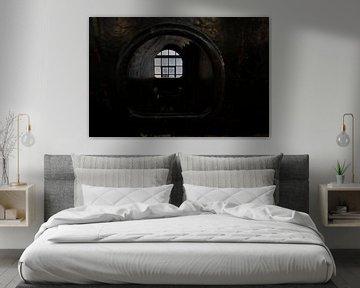 Tunnelvision von Yves Flawinne