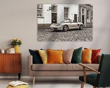 Porsche Boxster in Heusden von 2BHAPPY4EVER.com photography & digital art
