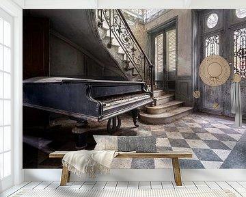Landhaus des Pianisten. von Roman Robroek