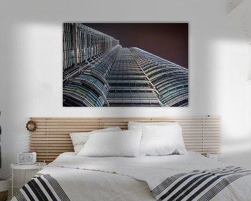 De Petronas Towers von Roy Poots