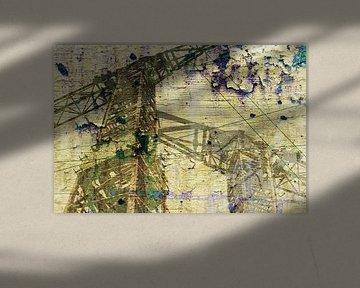 Krahn mit texture van Roswitha Lorz