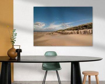 Dünen-Ansicht von Niels Barto