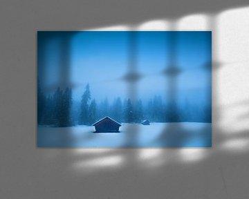 Mysterious winter van Olha Rohulya