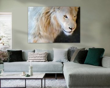 Löwe. von Marcel van Balken