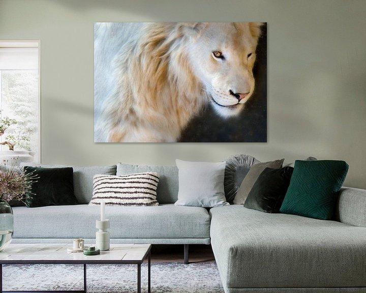 Beispiel: Löwe. von Marcel van Balken