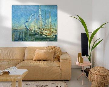 Hafenflair van Vera Laake
