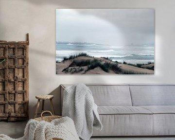 Winter Golven van Roy Mosterd