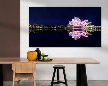 Vivid Sydney Opera House von Guy Florack