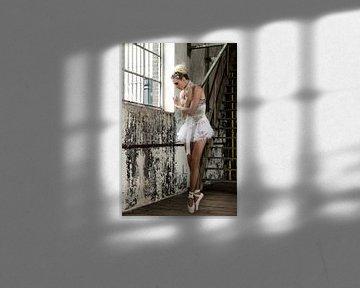 Ballerina träumen von einer Karriere im Tanz ... von Hans Brinkel
