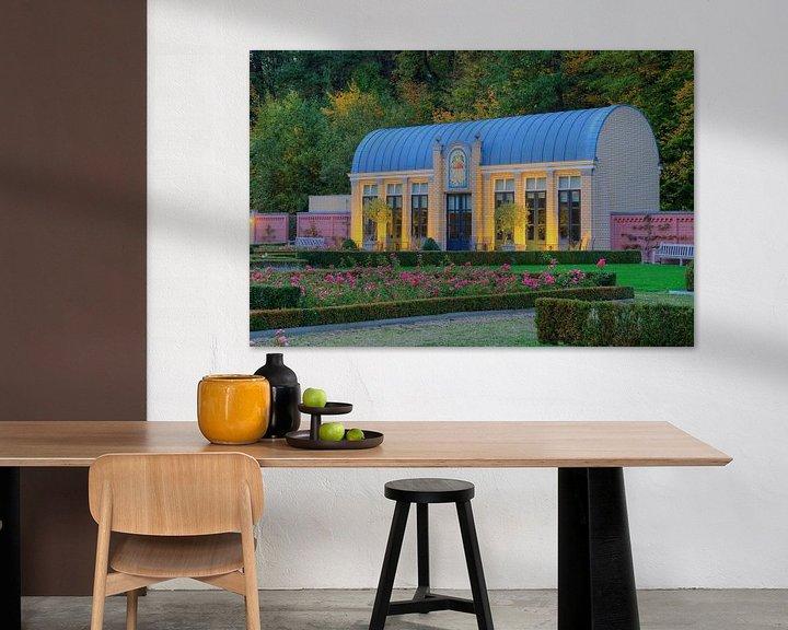 Sfeerimpressie: Orangerie Terworm van Francois Debets