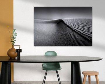 Zandgolven...... van Wim Schuurmans