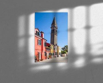 San Martino Bishop's Church Tower van Melanie Viola