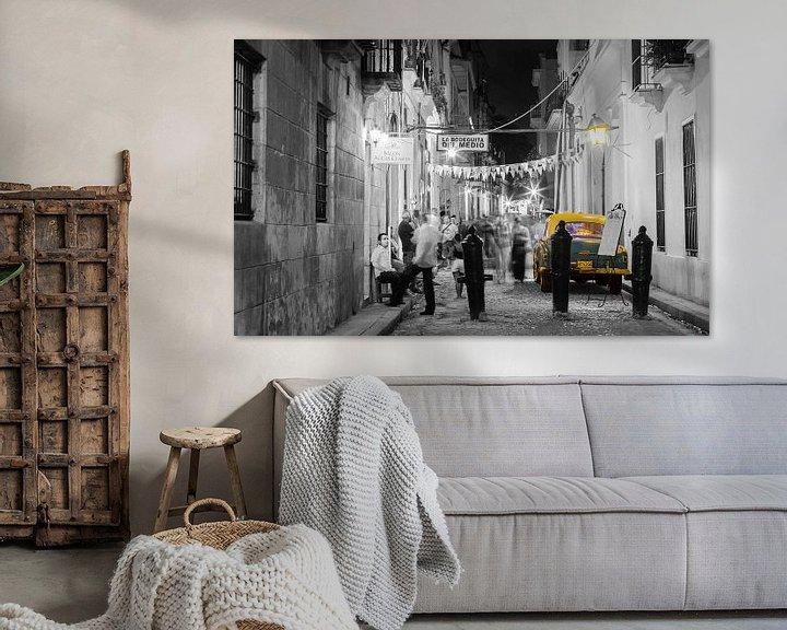 Impression: Nachtleben in Havanna sur Eddie Meijer
