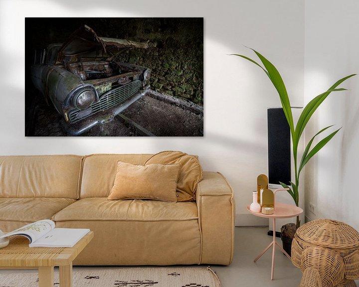 Sfeerimpressie: Harry's Car van Oscar Beins