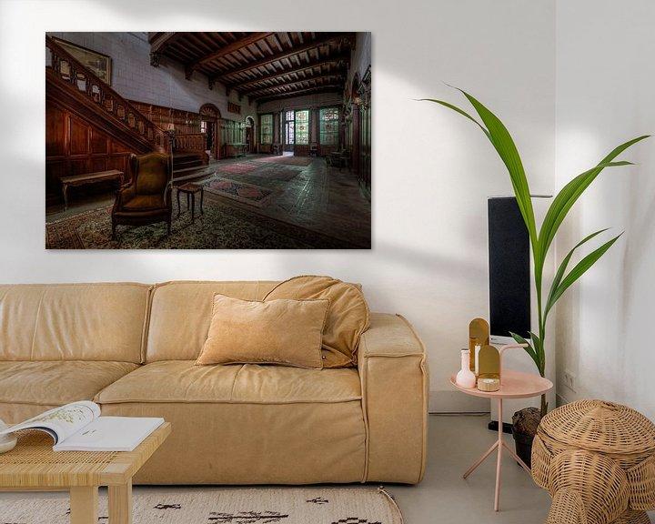 Sfeerimpressie: The Towns Mansion van Oscar Beins