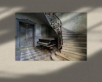 Play us a Tune! (Château in Frankreich) von Oscar Beins