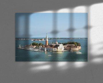 San Giorgio Maggiore à Venise sur Barbara Brolsma