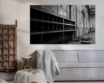 Abandoned industry van Roel van Mil
