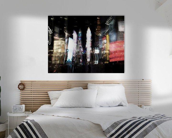 Impression: Times Square sur Hannie Bom