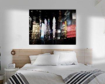 Times Square von Hannie Bom
