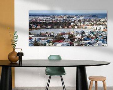 Reykjavik in IJsland sur Hannie Bom