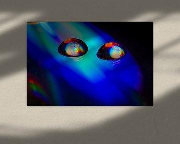 rainbow eyes van E.M Hak